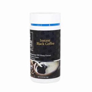 CBD Living Instant Black Coffee - Shop CBD Living | BareCBDShop.com