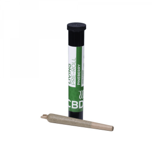 CBD Living CBD Pre-Roll - Pineberry - Shop CBD Living | BareCBDShop.com