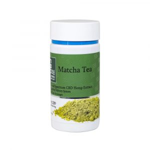 CBD Living Instant Matcha Green Tea - Shop CBD Living | BareCBDShop.com