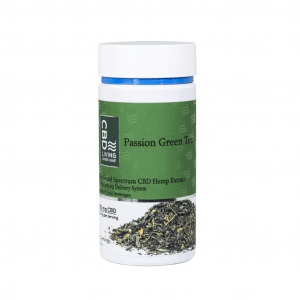 CBD Living Passion Green Tea - Shop CBD Living | BareCBDShop.com