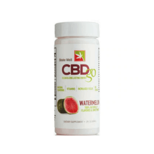 CBDGO Day Time Watermelon 50mg - Shop CBDgo | BareCBDShop.com
