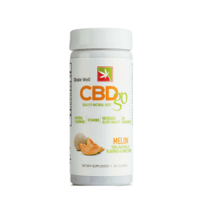 CBDGO Night Time Melon 50mg - Shop CBDgo | BareCBDShop.com