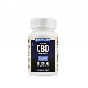 CBDistillery CBD Gummies with Melatonin 750mg - Shop CBDistillery | BareCBDShop.com