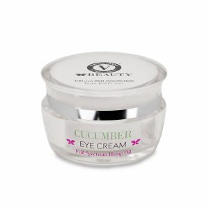 Veritas Farms Cucumber Eye Cream | Bare CBD Shop